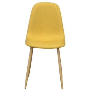 弗雷德餐椅 黃色 型號170347-V2 HE538-07/6237A