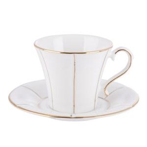 HOLA home 費加洛骨瓷杯盤組 單客