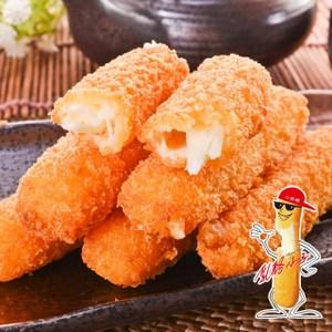 【小紅帽】芝心乳酪棒 4盒(400g/盒)