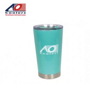 【AO COOLERS】旅行不鏽鋼保溫杯-薄荷綠
