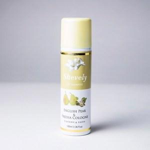 SHEVELY韓國乾洗髮 感性小蒼蘭隨身瓶100ML