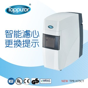 【泰浦樂 Toppuror】雅緻型RO 水機含安裝(TPR-H75CT