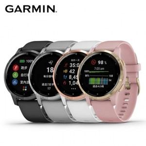 Garmin vivoactive 4S GPS 智慧腕錶石墨黑
