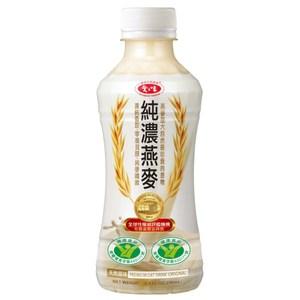 預購愛之味 純濃燕麥290ml(24瓶/箱)*2箱組(榮獲兩項國家健康食品認證)