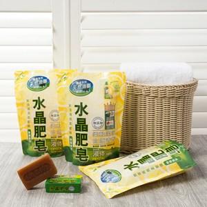 南僑水晶肥皂洗衣用液體福袋組