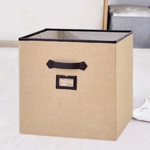 布質收納箱-米黃色