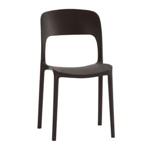 維隆卡休閒椅-黑色