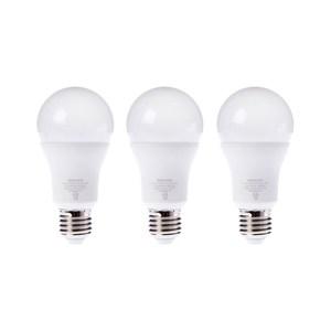 (組)飛利浦LED超極光球型燈泡10.5W燈泡色 3入